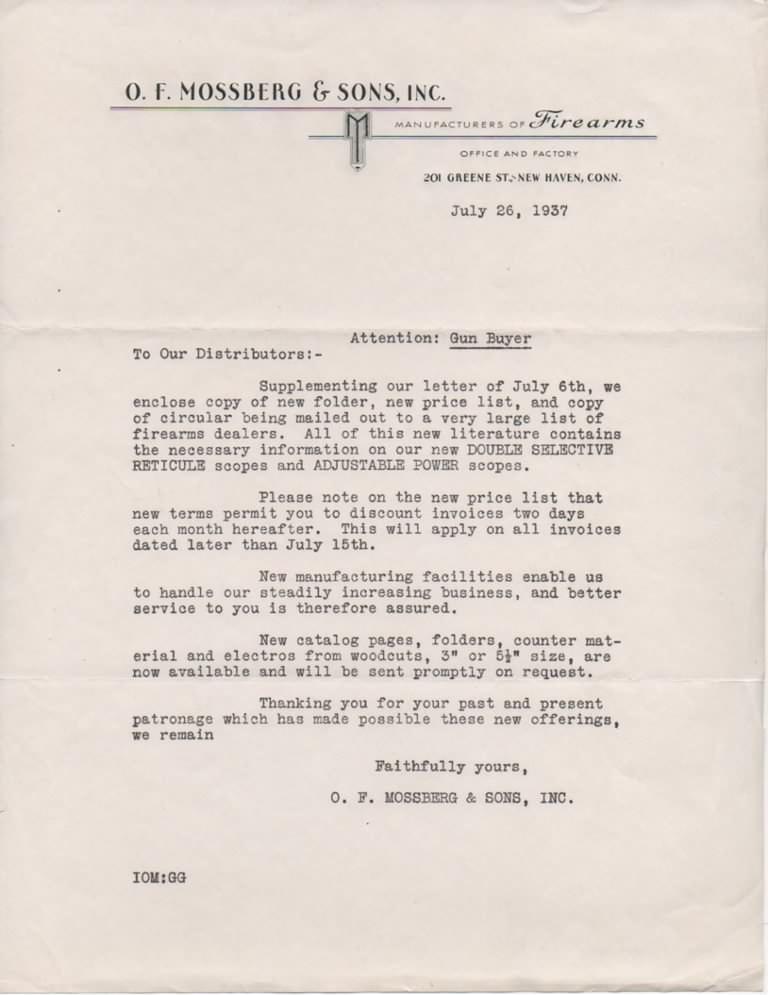 American Gun Manufactures Collectibles, Vintage Advertising