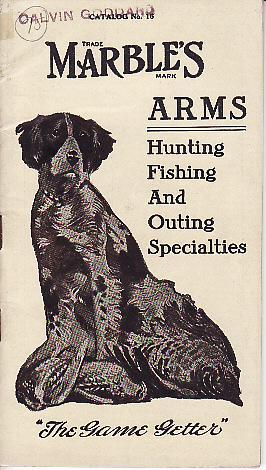 MARBLE ARMS & MSA Advertising & Memorabilia for sale