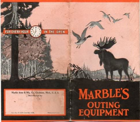 Marbles catalog 1930 #32