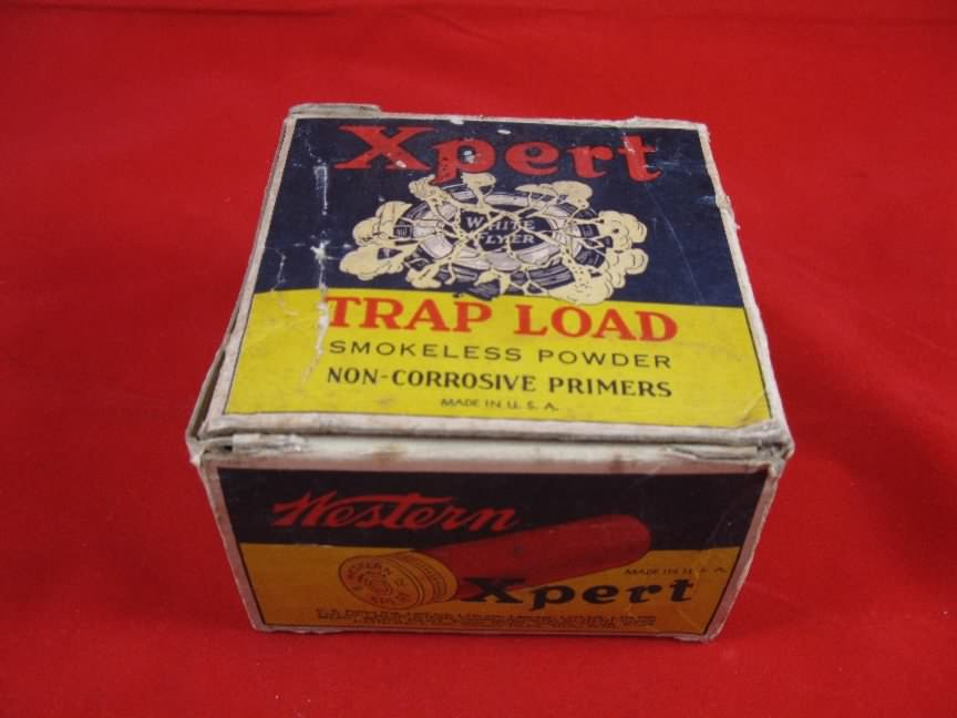 western Xpert trap load