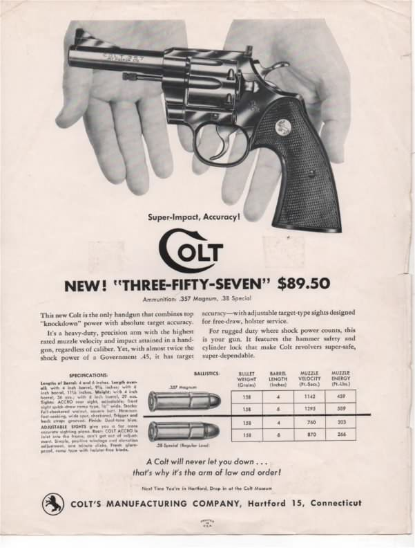 colt broadside 357