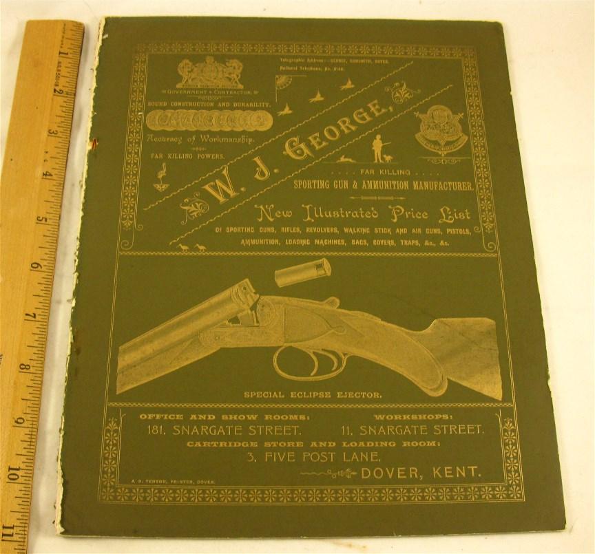 ENGLISH & EUROPEAN Hunting Shooting Memorabilia