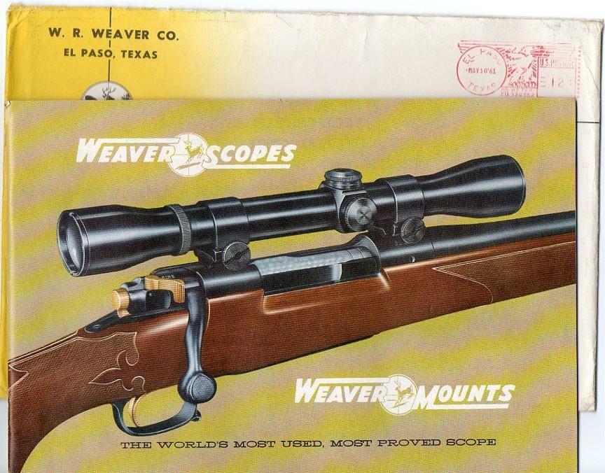 Weaver Scopes