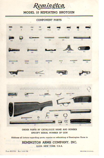 Remington Arms Advertising & Memorabilia for sale