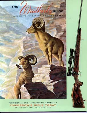 Weatherby 1982 The Guide 21st Ed.